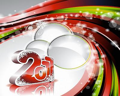 POSTALES AÑO NUEVO 2011