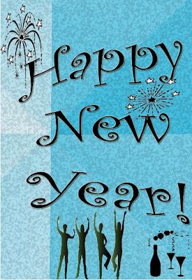HAPPY NEW YEAR AÑO NUEVO