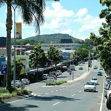 image of Nambour courtesy of the Sunshine Coast Daily