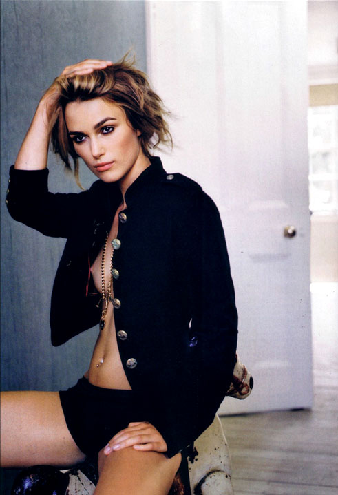 keira knightley esquire Weight training safe and beneficial for pregnant women