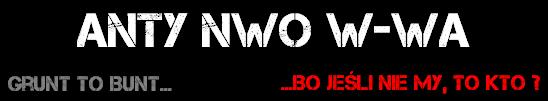 Anty NWO Warszawa