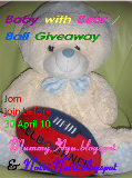 3rd Contest - Baby with Bear/ Ball Giveaway