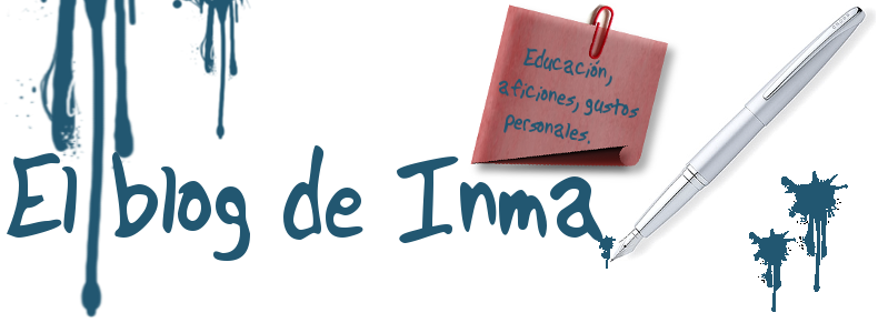 El blog de Inma