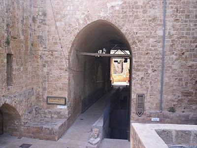 Crusader's Fortress Entrance
