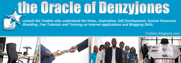 The Oracle of Denzyjones