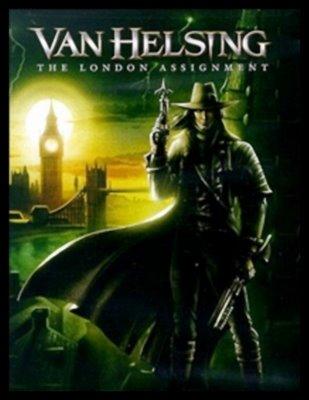 Van Helsing Missão Londres Dublado