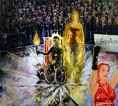 """2008-2009: Gemäldezyklus """"Deutschland sucht"""""""