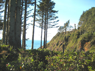 Heceta Lighthouse, Oregon coast
