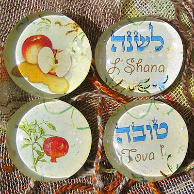 rosh hashanah magnets