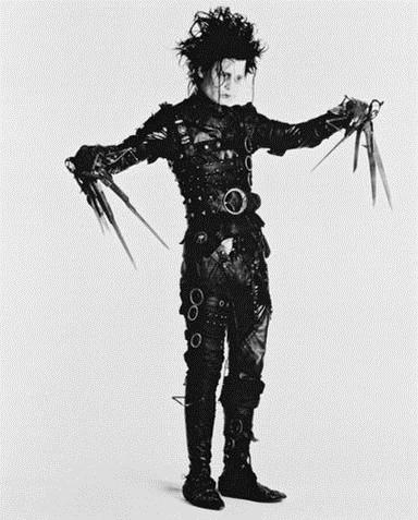the ideas of appearance into the suburbia in tim burtons film edward scissorhands At first, everyone welcomes edward into the community, but soon things begin to take a change for the worse tim burton johnny depp, winona ryder, dianne wiest, anthony michael hall, kathy baker, robert oliveri.