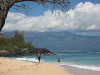 North Shore Maui Hawaii beach