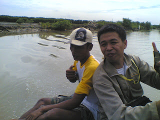 spot mancing sungai genderuwo