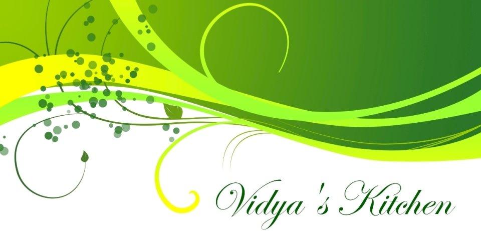 Vidya's Kitchen