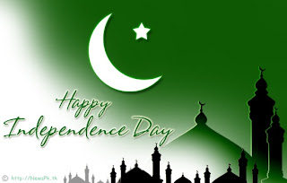 Happy Independence Day pakistan August 14, 2010