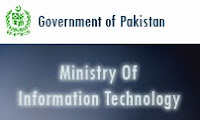 Minestory Of IT & Telecommunication Pakistan