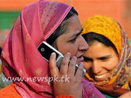 Pakistan Mobile Phone User