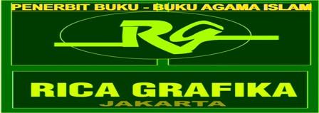 CV. RICA GRAFIKA JAKARTA  PENERBIT BUKU-BUKU AGAMA ISLAM