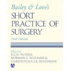 Bailey+and+Love+Short+Practice+Of+Surgery Bailey and Loves Short Practice of Surgery 26th
