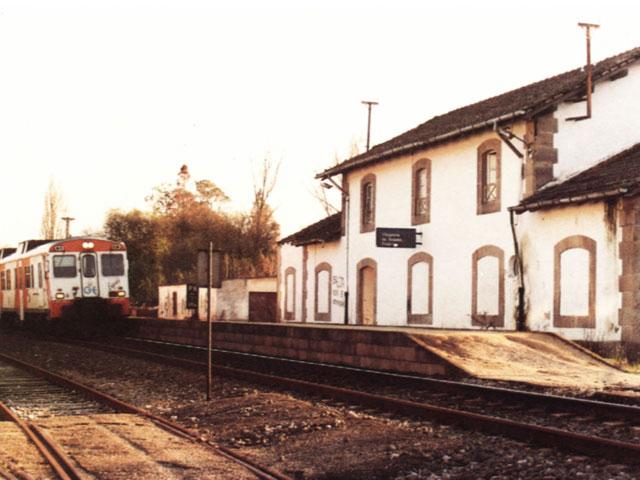 Estación de Carril