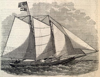 Privateer: a private warship authorized by a country's government by letters of marque to attack foreign shipping.