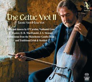 Jordi Savall / Alia Vox Celtic+viol+ii