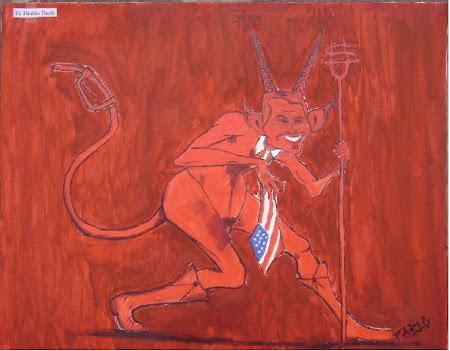 El Diablo Bush