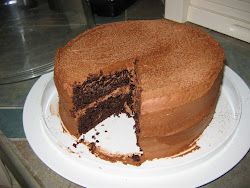 It always seems to start with Chocolate Cake...