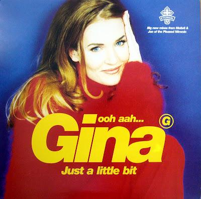 """LINK: Gina G - Ooh Aah Just A Little Bit (12"""")"""
