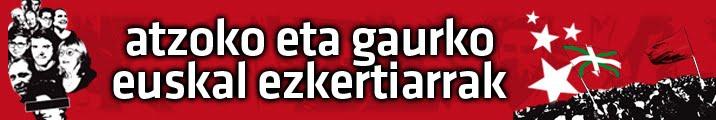Atzoko eta Gaurko Ezkertiarrak