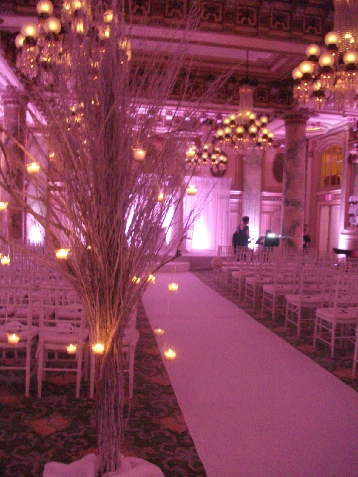 Pictures Of Pipe And Drape From Recent Events Davinci Florist
