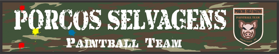 Porcos Selvagens - Paintball Team