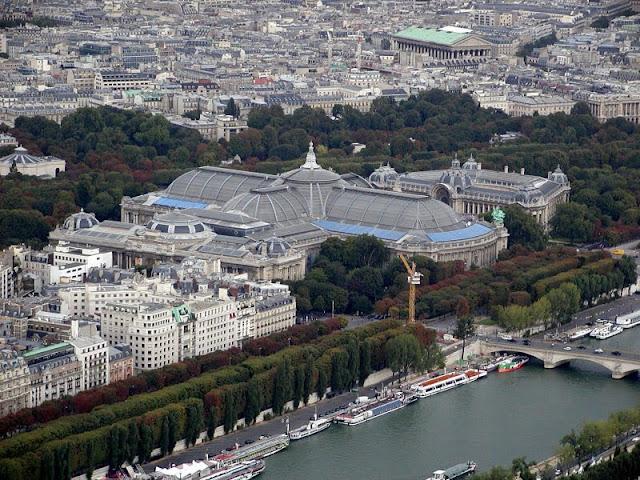 Paris France pictures of famous monuments, Grand Palais