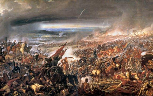 guerra de pintura: