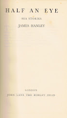 <i>Half an Eye: Sea Stories</i> - James Hanley