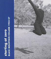 Starting at Zero: Black Mountain College 1933-57