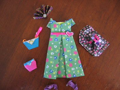 Fashion Star Review on Bonggamom Finds  Klutz Fashion Origami Review And Giveaway