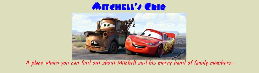 Mitchell's Crib