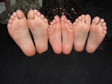 feet!!!