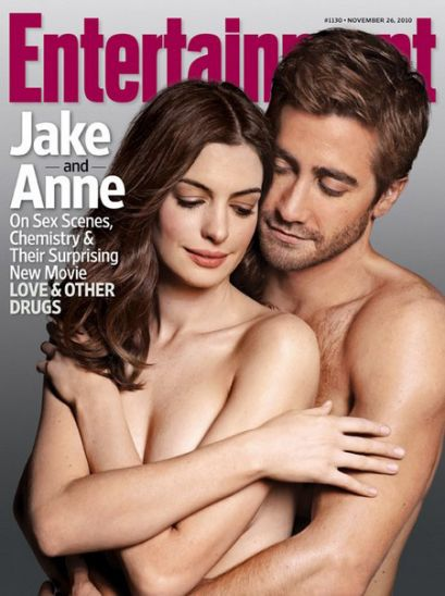 Jake Gyllenhaal & Anne Hathaway on Entertainment Weekly