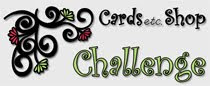 cards etc. shop challenge