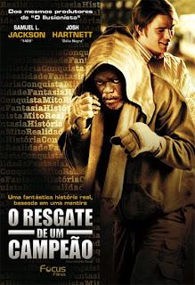 Filme O Resgate de Um Campeão DVDRip RMVB Dublado