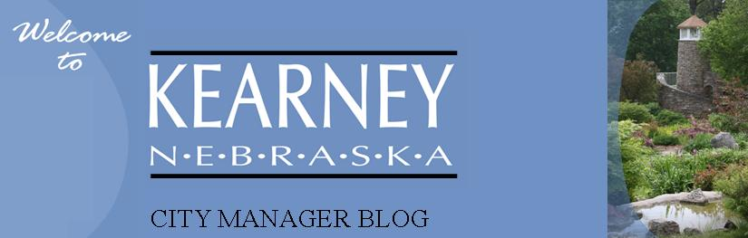 City Manager Blog