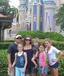 Teri & family