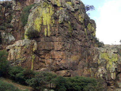Rocas de Despeñaperros