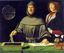 Retrato de Fra Luca Pacioli
