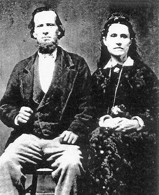Ebenezer Bryce and Mary Ann Park