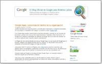 El Blog Oficial de Google para América Latina