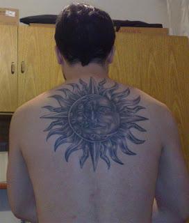Sol e Lua Tattoo