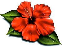 Hibiscus Flor Tattoo
