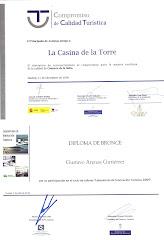 Certificaciones oficiales